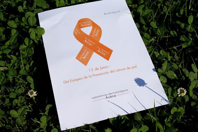 –13 Junio–Día Europeo de la Prevención del cáncer de piel