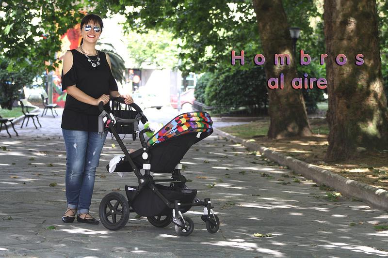 Look: Hombros al aire