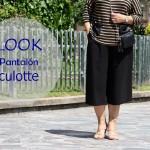 Look: Pantalón Culotte