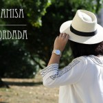 LOOK: Camisa Bordada