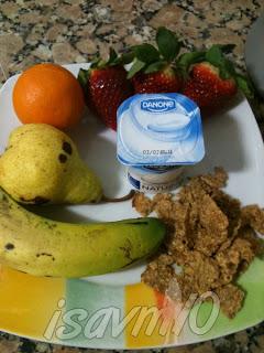 Desayuno o Merienda…NUTRITIVO