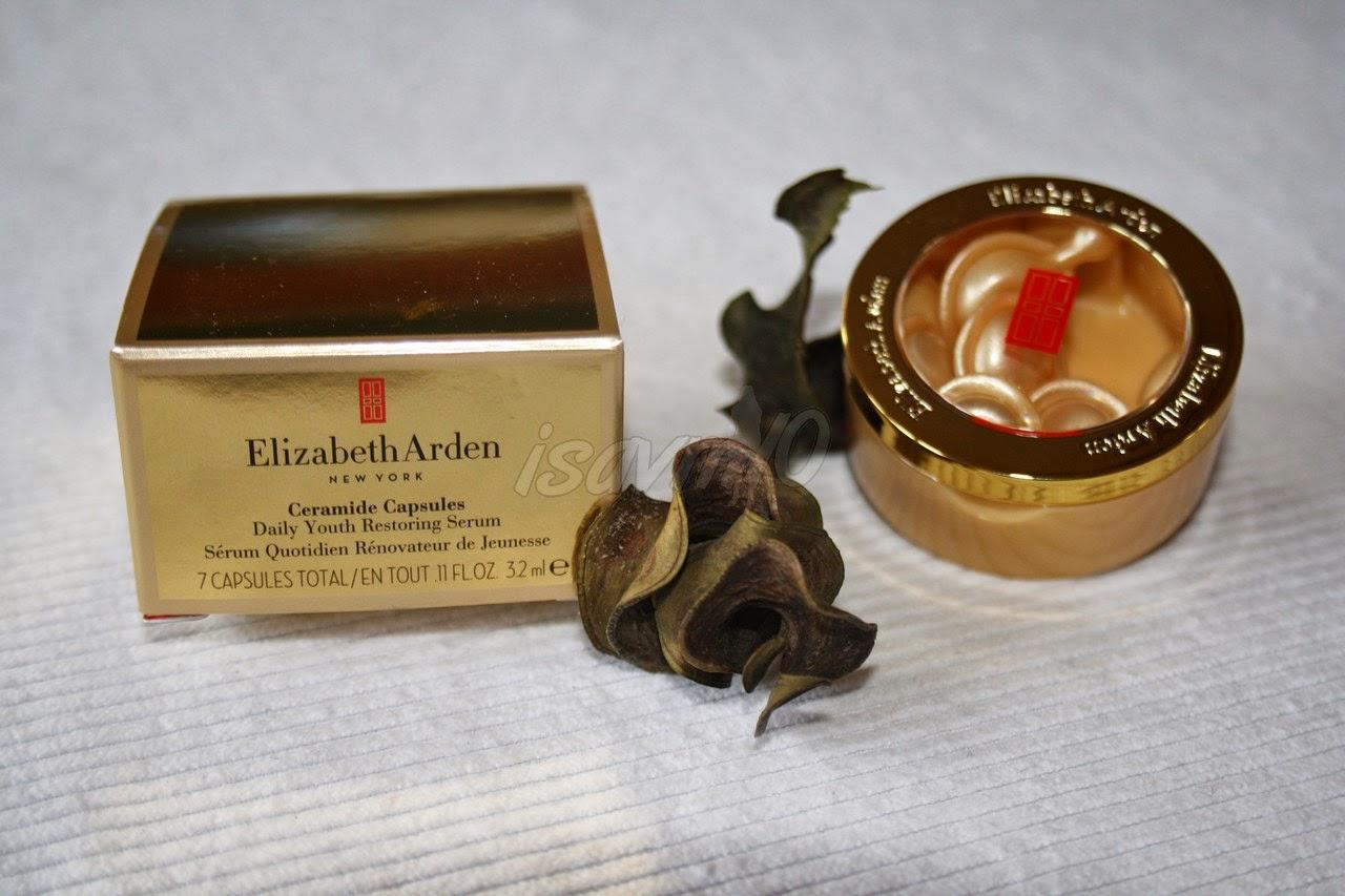 Cápsulas Ceramide de Elizabeth Arden