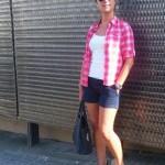LOOK con shorts