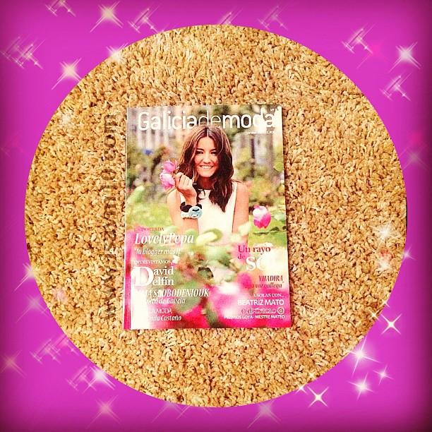 Presentación de la Revista *Galicia de Moda*