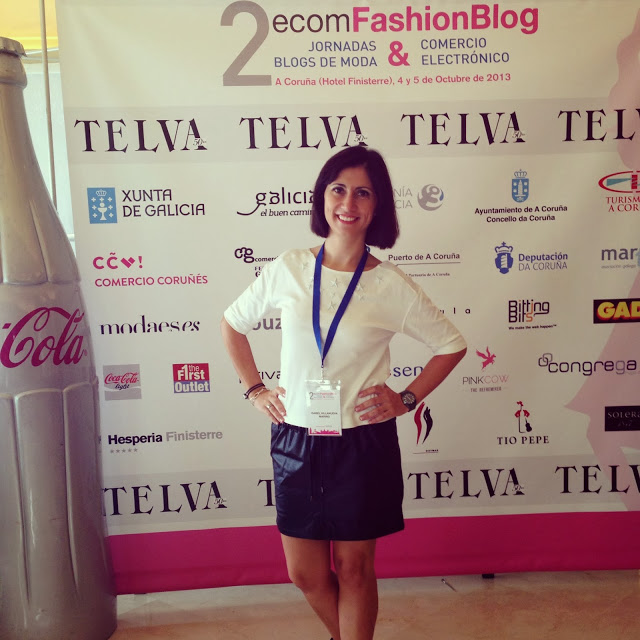 Look para evento: Jornadas EcomFashionBlog