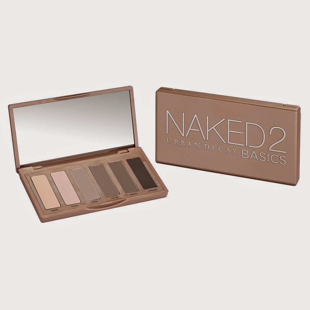 Paleta Naked2 Basics