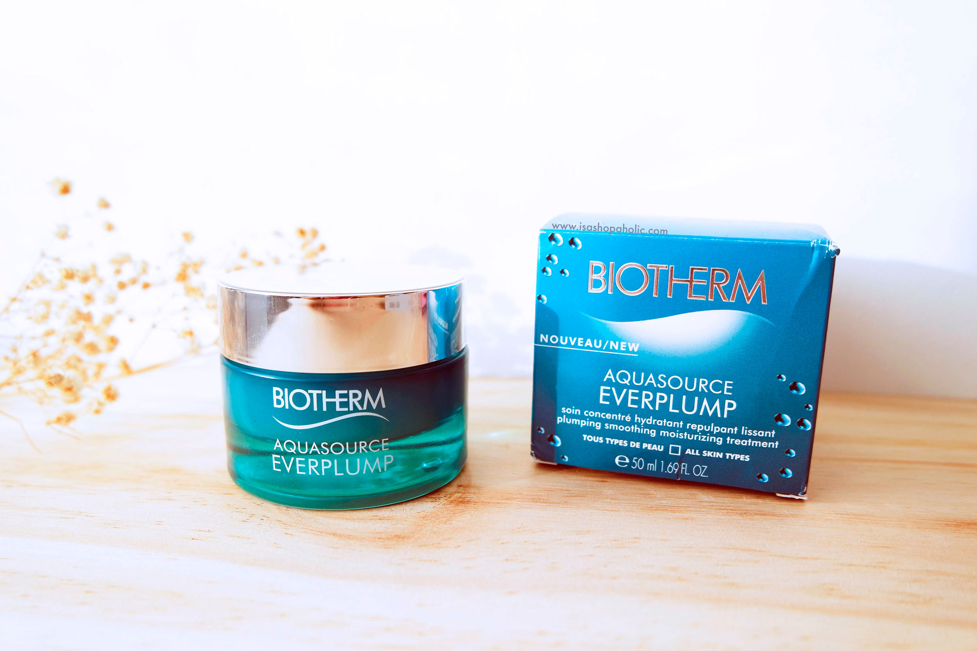 AquaSource Everplump de Biotherm