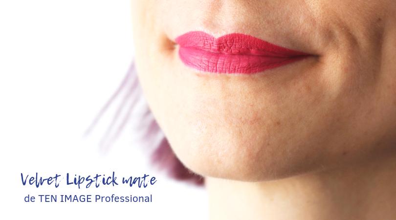 Velvet  Lipstick  mate  de  Ten  Image